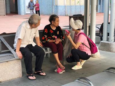 筲箕灣:福音外展 恩典滿溢